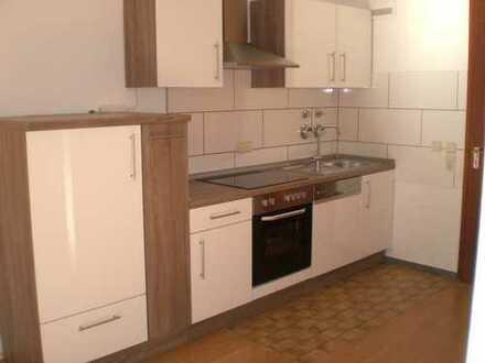 Gepflegte 1-Zimmer-Wohnung mit Balkon und EBK in Sinsheim