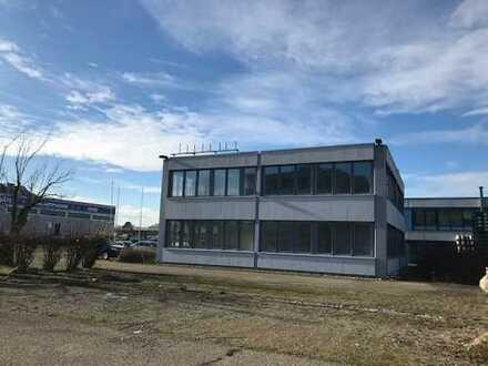 Freistehendes Bürohaus in Neu-Ulm