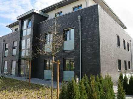 Oelde: 3-Zimmer-Erdgeschoss-Wohnung mit Garten
