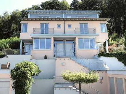 Green Living – Heidelberg-Ost, Villa m. Panoramalick in Traumlage- TOP Lebensqualität