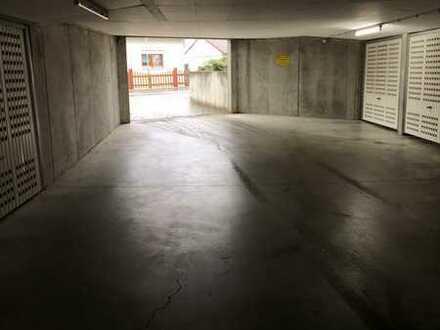 Abschließbare Garage in Notzingen zu vermieten