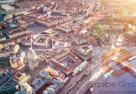 Am Puls von Dresden - wohnen im exklusiven Quartier am Neumarkt!