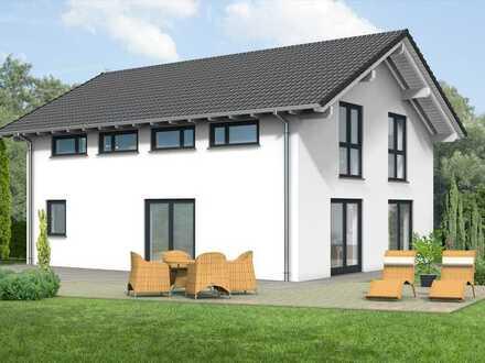 Stopp !! KfW55, Einfamilienhaus idyllisch gelegen, mit Grundstück in ruhiger Lage