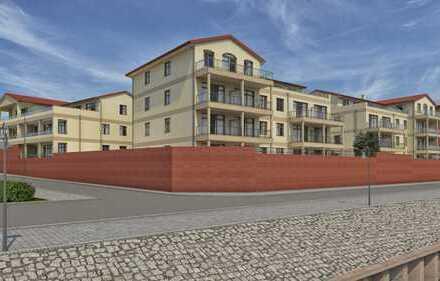 3-Raum Wohnung in der Kleinen Hafencity Tangermünde
