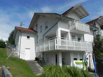 Schöne und gepflegte 5,5-Zimmer-Doppelhaushälfte zur Miete in Sigmaringendorf, Sigmaringen (Kreis)