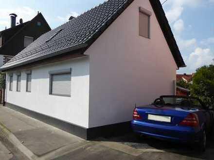 Renoviertes, kleines, freistehendes Einfamilienhaus ab 1.10.18 (oder früher) an Paar zu vermieten