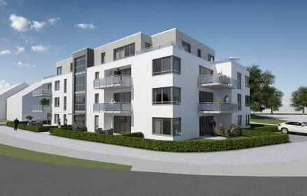 Erstbezug! Moderne 2-Zimmer EG-Wohnung mit kleinem Garten in Bockum
