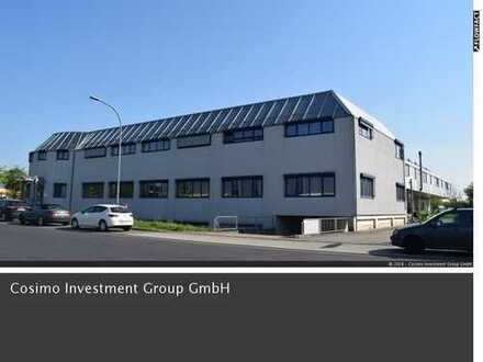 Büro- oder Lagerflächen 125 bis 585qm im Gewergebiet an der A40 Duisburg-Venlo zu vermieten