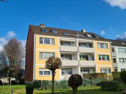 Gepflegte DG-Wohnung zur Kapitalanlage oder Eigennutzung in Brüggen-Brachtt
