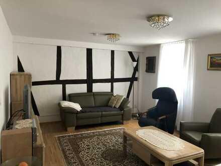 Außergewöhnliche Etagenwohnung im Herzen Aschaffenburgs