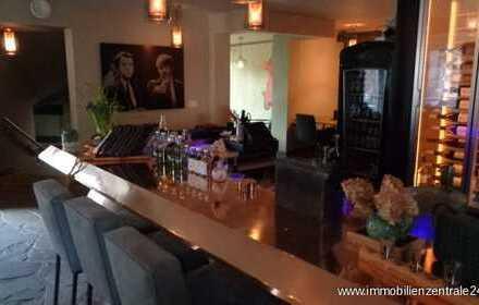 Exklusive Bar mit Designer-Ausstattung in bester Lage von Friedrichsdorf gelegen!
