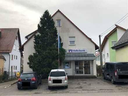 Provisionsfrei !  Wohn - und Geschäftshaus in Steinheim - Höpfigheim