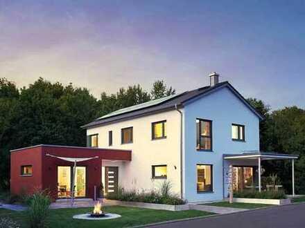Großzügiges Einfamilienhaus KfW 40 Standard DGNB Gold zertifiziert