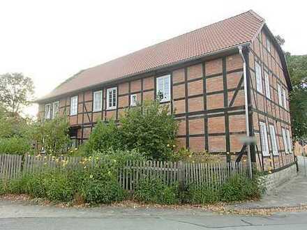 10km bis Wolfsburg - 2 Häuser mit 1.908m² Grundstück und Praxis