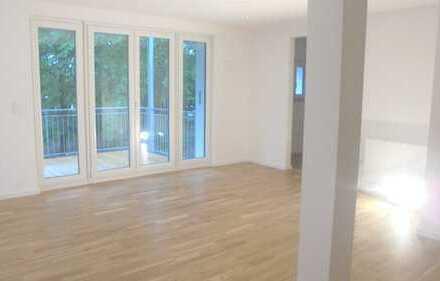 Top schicke 3-ZW im 1.OG- mit 2 Bäder und 8 m² Sonnenbalkon-ERSTBEZUG -Lehrhöfer Park-HU!