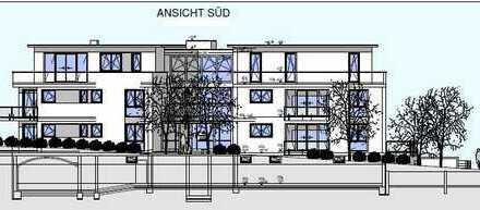Repräsentative 4,5-Zimmer-Wohnung in exclusivem Neubau in Büchenbronn!