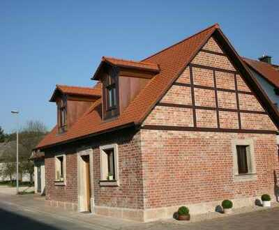 Fränkisches Backsteinhaus