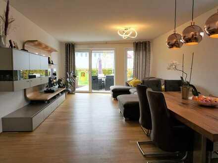 Moderne 3-Zimmer-EG-Wohnung in zentrumsnaher Lage