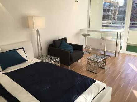 Möblierte 1 Zimmer Wohnung in Bestlage *All Inclusive*