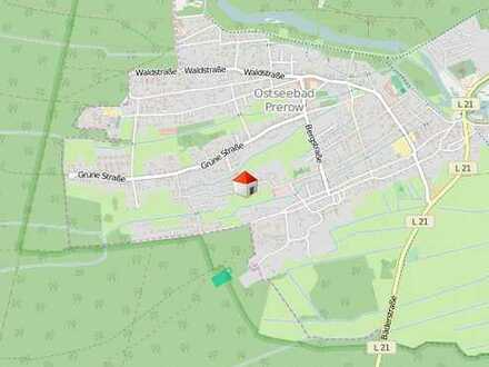 Attraktives Grundstück in Prerow