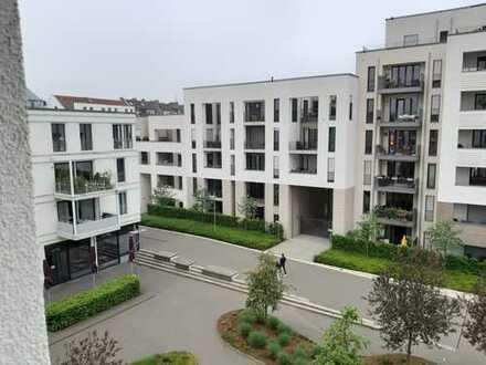 """In allerbester Lage: 2-Zimmer-Wohnung mit Balkon und Tiefgaragenstellplatz im """"le flair"""""""