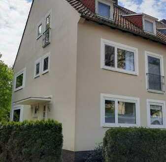 Die Gelegenheit in Bremen-Lesum: 2 Zi. DG Wohnung + Gartennutzung