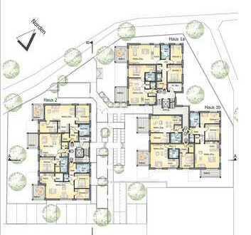 Aparte 2- Zimmerwohnung im Obergeschoss (Whg 15)