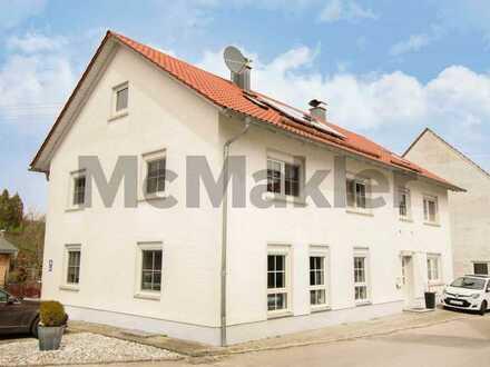 Vielseitiges Potenzial in ruhigem Wohnidyll zwischen Ulm und Memmingen