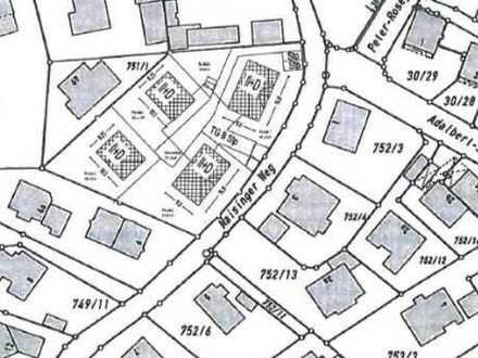 Einmaliges Grundstück mit stehender Baugenehmigung