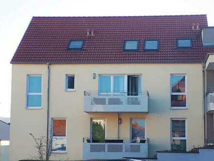 Ideale Kapitalanlage! Seniorengerechte, barrierfreie 2-Zi.-Wohnung in der Ortsmitte von Dielheim