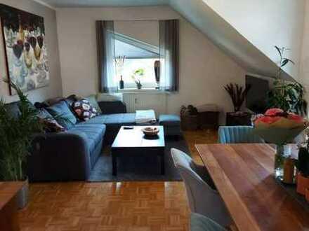 Exklusive, modernisierte 2-Zimmer-Wohnung mit Balkon und Einbauküche in Freiburg im Breisgau