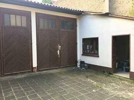 Top Lagerhalle / Werkstadt / Garage mit Büro