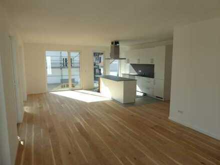 Neubau 3-Zimmer-Wohnung in optimaler Lage in Bad Homburg