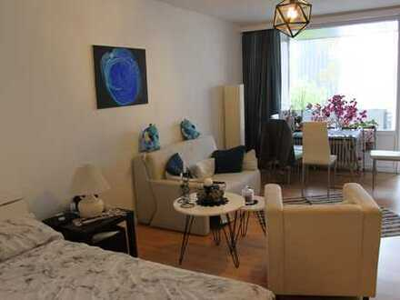 Attraktive 1-Zimmer-Wohnung in Innenstadtlage