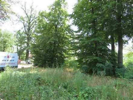 Baugrundstück in gewachsenem Wohngebiet, mit Baugenehmigung!