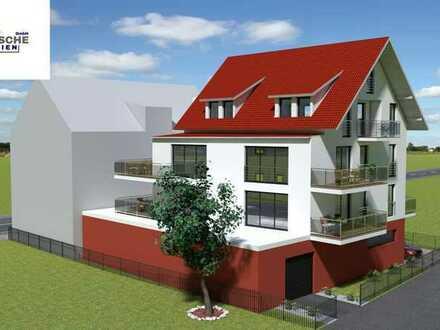 Gemütliche Neubau-Singlewohnung mit Balkon und Aufzug: Zentral und ruhig in Freudenstadt