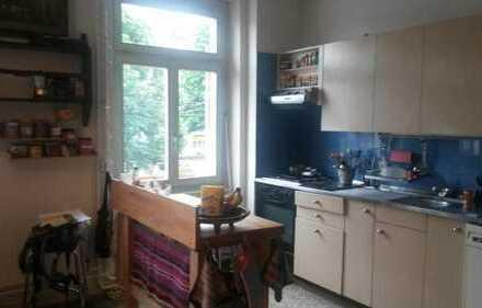 **besonderes Wg Zimmer** herziges Hinterhaus mit Terrasse.