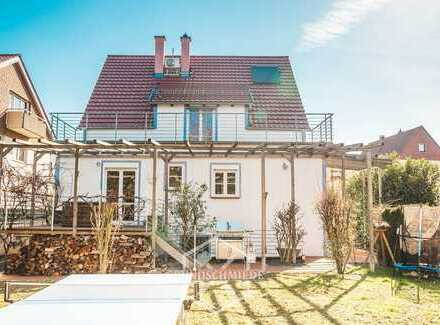 Tolles Einfamilienhaus mit großem Garten