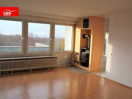 Über den Dächern Offenbachs - Drei Zimmer wollen neu gestaltet werden