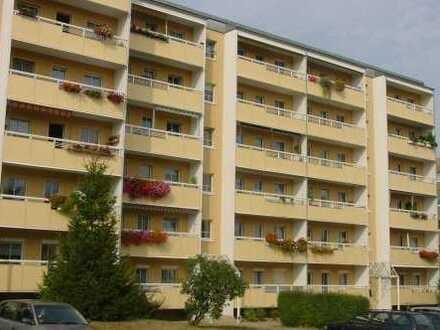 schöne 4-Raum-Wohnung mit Blick über die Stadt