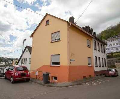 Haus zur Miete am Sackgassenende - 5 ZKB in zentraler, jedoch in ruhiger Lage in Oberstein