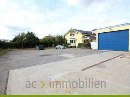 ac | Einfamilienhaus mit Lagerhalle und Büro / oder Haus mit 3 separaten Wohnungen - Ludwigshafen