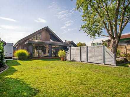 !! NEU !! Beeindruckendes Einfamilienhaus mit tollem Grundstück in Raesfeld