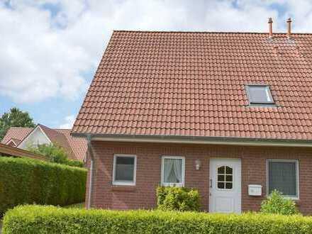 Familienfreundliche Doppelhaushälfte mit pflegeleichtem Grundstück in Otterndorf