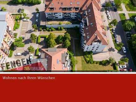 Schöne 3 Zi- Wohnung mit zwei Bädern,Balkon und guter Anbindung zur A14!!!