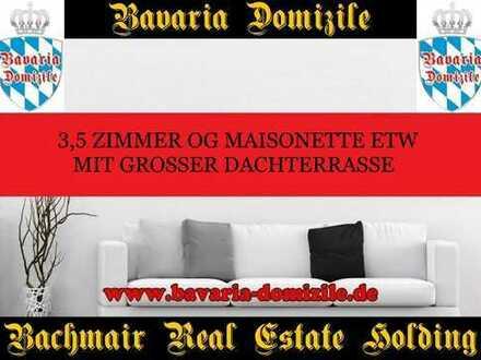 ***BAVARIA DOMIZILE: EINE WUNDERSCHÖNE MAISONETTE-WOHNUNG IM HERRLICHEN SCHNAITSEE!***