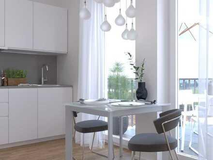 Wertige 3-Zimmer-Wohnung mit Loggia in Limburg Süd mit guter Anbindung an die Infrastruktur