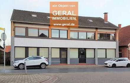 Wohn- und Geschäftshaus im Ortskern von Veldhausen (Neuenhaus)
