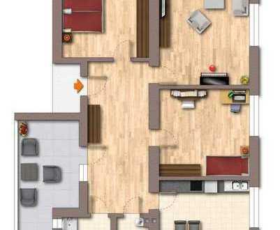 Frisch sanierte moderne Wohnung sucht neuen Mieter