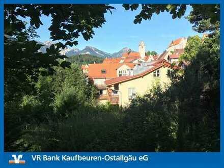 WOHNEN MIT ALTSTADTFLAIR!!! Großzügiges Baugrundstück in Füssen